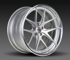 The Forgeline VX3C forged concave wheel blends lightweight performance with concave design style. The VX3C shares styling elements similar to the one piece GA1R series and combines a deep-dish concave profil  e, GA-style spoke pattern (with long spokes that wrap around the lug holes), narrow rim register (with a unique radius detail machined into the edge), and a deep flat reverse lip on the outer rim shell. See more at: http://www.forgeline.com/products/concave-series/vx3c-concave.html