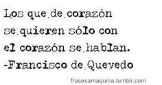 #frases celebres de amor -Francisco de Quevedo #citas