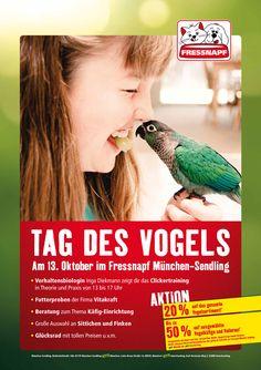 Fressnapf + Tierwelt-München : News von Fressnapf und der Tierwelt München
