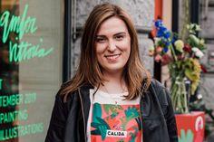 Interview mit der Künstlerin Amber Vittoria Interview, People, T Shirt, Tops, Women, Fashion, Supreme T Shirt, Moda, Tee Shirt