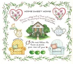 Home Sweet home/susan branch