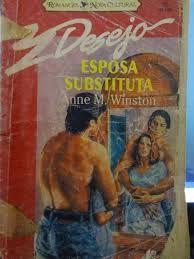 751 Esposa Substituta Anne Marie Winston Livros De Romance