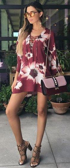 #summer #lovely #outfits |  Cute Little Dress
