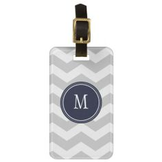 =>>Cheap          	Grey & White Chevron Monogram Luggage Tag           	Grey & White Chevron Monogram Luggage Tag in each seller & make purchase online for cheap. Choose the best price and best promotion as you thing Secure Checkout you can trust Buy bestDeals          	Grey & Whit...Cleck Hot Deals >>> http://www.zazzle.com/grey_white_chevron_monogram_luggage_tag-256510165137892364?rf=238627982471231924&zbar=1&tc=terrest
