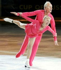 2005 The Protopopovs, skating together for 51 years