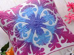 pillow cover 42X42 tye dye