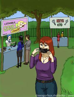 Free gags by dawagurbux