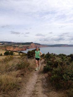 Running in Devon UK