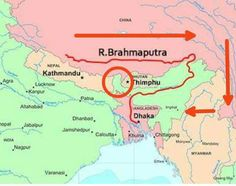 "China Blocks Tributary of Brahmaputra close to Sikkim in Xigaze to build a Mega Hydel Dam   China has blocked a tributary of the Brahmaputra river in Tibet as part of the construction of its ""most expensive"" hydro project which could cause concern in India as it may impact water flows into the lower riparian countries.  The Lalho project on Xiabuqu river a tributary of Yarlung Zangbo (the Tibetan name for Brahmaputra) in Xigaze in Tibet involves an investment of 4.95 billion yuan (USD 740…"