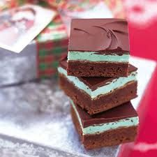 Market 71 - Baily's Irish Mint Brownies