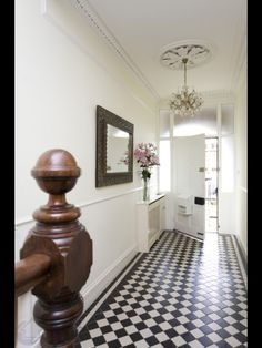 Great entrance hall flooring option