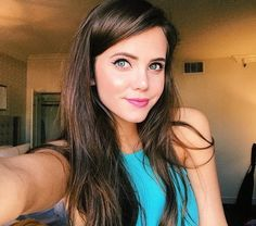 The most stunning girl in the world: tiffanyalvord Very Pretty Girl, Pretty Girls, Cute Girls, Tiffany Alvord, Stunning Girls, Beautiful, Girl Pictures, Bff, Long Hair Styles