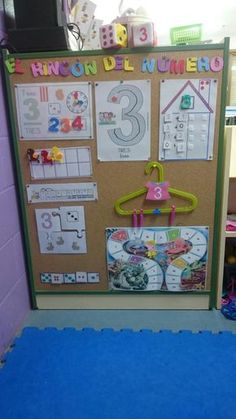 Number wall- different ways to show numbers Preschool Learning Activities, Kindergarten Math, Toddler Preschool, Preschool Activities, First Grade Math, Math For Kids, Numeracy, Math Resources, Math Games