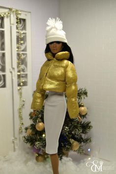 Your home to purchase and promote all issues handmade Vintage Barbie Clothes, Doll Clothes, Fashion Royalty Dolls, Fashion Dolls, Christmas Barbie, Beautiful Dolls, Barbie Dolls, Poppies, Winter Hats