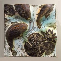 handmade tile, ceramic tile by Natalie Blake