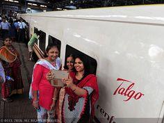 Slideshow : Delhi-Mumbai Talgo Train final trial: 5 things to know…