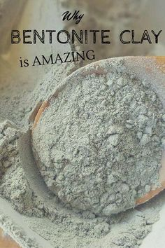 What is it? Never heard of bentonite clay before? First, where have you been. Bentonite Clay is my favorite, favorite, favorite clay . I use it on my hair and s