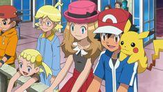 Anime Screencap and Image For Pokemon: XY Pokemon Ash And Serena, Ashes Love, Micro Lego, Ash Ketchum, Perfect Together, Cartoon Pics, Something To Do, Princess Zelda, Wallpaper