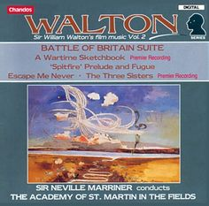 Walton: Sir William Walton's Film Music Vol. 2 - Chandos CD. £15.83