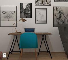 Salon styl Skandynawski - zdjęcie od Studio R35