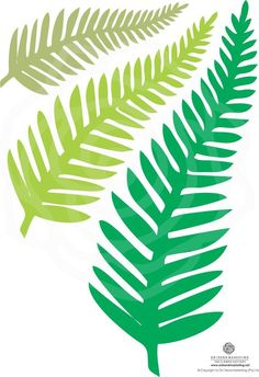 Best 11 11 long paper Fern leaves for your DIY paper flowers. Leaf Template, Flower Template, Owl Templates, Crown Template, Butterfly Template, Applique Templates, Applique Patterns, Diy Paper, Paper Crafts