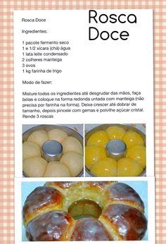Mens Kitchen, Bread Recipes, Vegan Recipes, European Cuisine, Italy Food, Dessert Recipes, Desserts, Sweet Bread, Doughnut