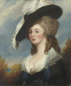 Romney, George; Miss Sophia Musters; Tullie House Museum and Art Gallery; http://www.artuk.org/artworks/miss-sophia-musters-144612