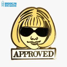 Pins verni, Approved, @greenwichlpress  #LeBonMarche #BrooklynRiveGauche #brooklyn #ny #nyc #newyork #pin #deco #fashion #mode