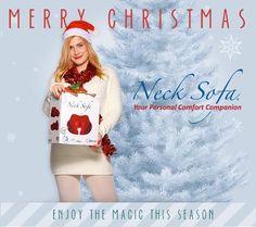 Happy Holidays from Neck Sofa