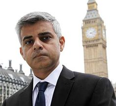 Sadiq Khan, primere alcalde musulman de London