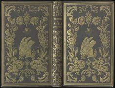 Beauties of Sacred Literature  Prachtige boekomslagen voor miniaturen