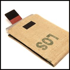 "ELVIS & KRESSE [UK] Fire Hose & Parachute Silk Hand-Made ""The MacBook Case"" BNIB - FREE SHIPPING WORLDWIDE - £61.50"