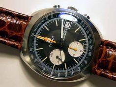 1970 Tissot Navigator Chronograph.  Pretty cool for under a thousand bucks.