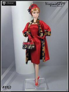 Tenue Outfit Accessoires Pour Barbie Silkstone Vintage Fashion Royalty 1147 | eBay                                                                                                                                                                                 Plus