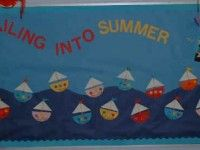 Blog with bulletin board ideas