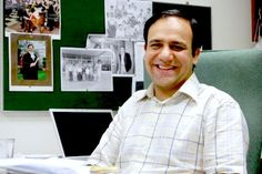 """The MIT Technology Review, one of the world's most prestigious technology publications, included Pakistani Dr Umar Saif, in their global list of the top 35 innovators under 35. He now shares this honour with an elite club including, Mark Zuckerberg of Facebook.  Saif was propped into the limelight for creating BitMate, which he calls the """"poor man's broadband system"""" and SMSall.pk, which enables mass SMSes to be sent out."""