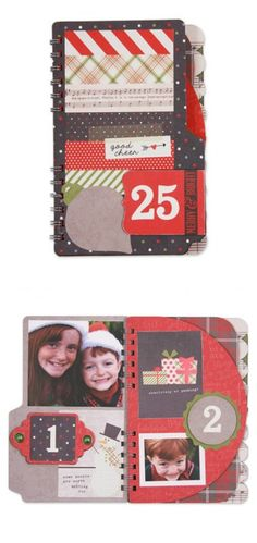 Countdown the days until Christmas with these versatile numbers and background mats. They can be used all year long for birthdays, album embellishments, mini banners, cardmaking and more. http://www.accucutcraft.com/numbers-backgrounds.html
