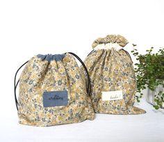 How to Make a Drawstring Bag ~ Free-Tutorial.net