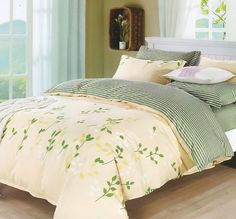 Lenjerie de pat din bumbac Valentini Bianco TB010/9 Decor, Bianco, House, Bed, Home Decor, Comforters, Dinning, Furniture