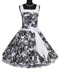 94c622fff978bf 11 beste afbeeldingen van rock   roll dress - Vintage dresses ...