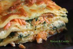 Salamou Alaïkoum ! Bonjour ! Une fois n'est pas coutume … voilà une recette salée ! Ça fait deux trois jours que mon fils me demande de lui préparer des lasagnes aux saumons. Je dois vo…