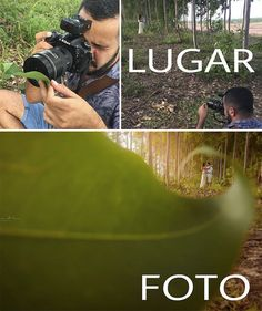 Photos That Reveal The Truth Behind Photography, And It May Surprise You To help amateur photographers and people, Brazilian photographer Gilmar Silva revealed the truth behind photography and beautiful portraits.