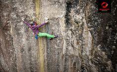 RockClimbing Wallpaper For The Face 8a With Babsy Bacher 2560x1600 Climbing Reclimbing Classics