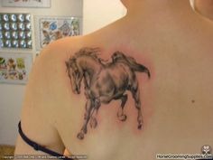 @Lisa Fisher   horse tattoo   Horse Tattoos Horse Pictures - Free Download Tattoo #14418 Horse ...