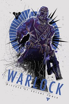 Lawrence Painting Shooting Game Destiny Art Canvas Poster Print Home Bedroom Decor Hunter Warlock Titan 15 -- For more information, visit image link. Warlock Class, Destiny Warlock, Destiny Bungie, Destiny Wallpaper Hd, Destiny Backgrounds, Canvas Poster, Poster Prints, Destiny Gif, Destiny Poster