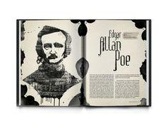 Horror Anthology on Behance (Debora Heupenthal, Gustavo Gonçalves, Guilherme Jardim)