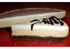 1. obrázek Cheesecake z lučiny a zakysané smetany Cheesecake Cupcakes, Tiramisu, Panna Cotta, Muffin, Food And Drink, Yummy Food, Homemade, Meals, Sweet