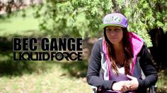 Bec Gange, Australian rider signs for Liquid Force Int. Wakeboarding and here you can see this video of her good riding at boat and her spectacular trick repertory. We wish her an amazing year full of podiums.