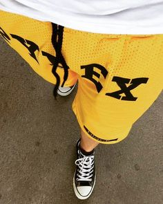 SUMMER STYLE #new #collection #pyrex #pyrexoriginal #summerstyle #springsummer16 #shorts #yellow #streetstyle #nothingbetter #mylifeispyrex #pyrexstyle