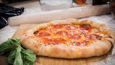 Cristina's Quick and Easy Pizza Dough